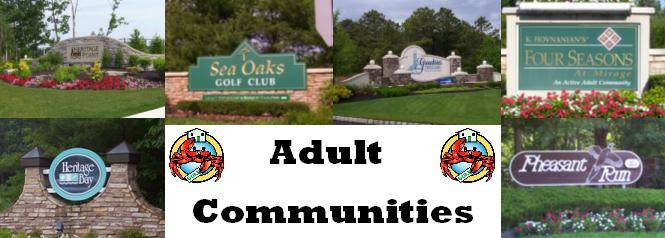 Ocean County Adult Communities